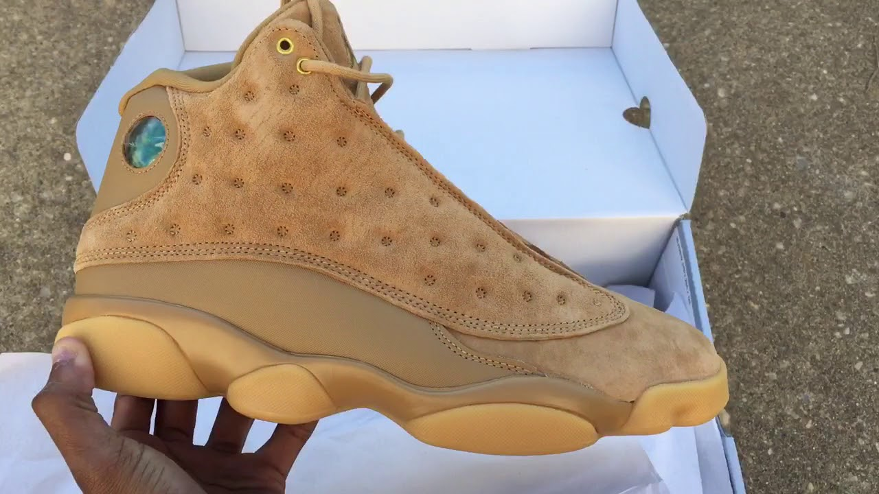 air jordan wheat 13