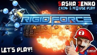 Rigid Force Alpha Gameplay (Chin & Mouse Only)