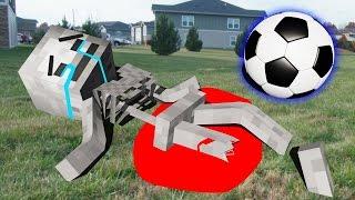 Monster School: Soccer Part 3 | Spiderman | Brewing | LEGO Minecraft | (Monster School Compilation)