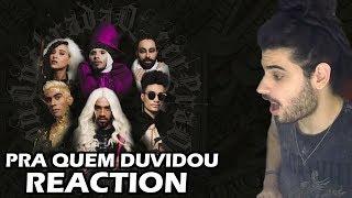 Baixar Quebrada Queer - Pra Quem Duvidou (Prod. Apuke Beat) (REACTION) | Reação e comentários