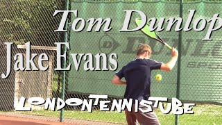 Jake Evans v Tom Dunlop : Sutton G3 U18 Final