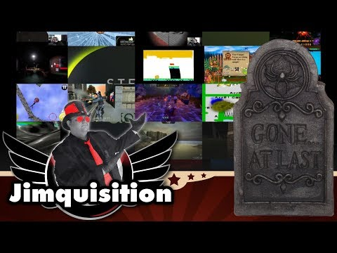 Goodbye Greenlight (The Jimquisition)