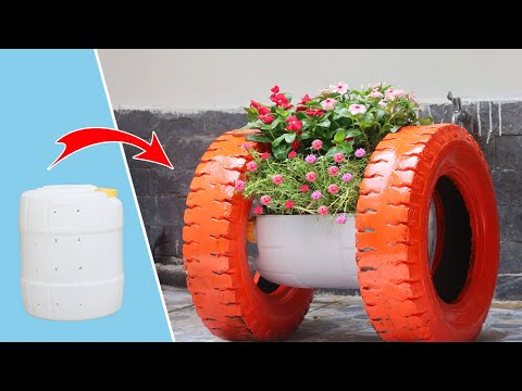 Amazing flower Pot