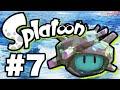 【実況】塗装修行【Splatoon】#7 スーパーサザエ13連