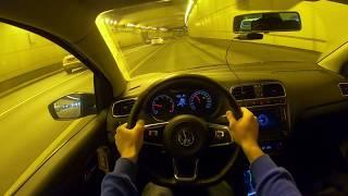 Volkswagen POLO 1.6 GT Line 2019 POV TEST DRIVE