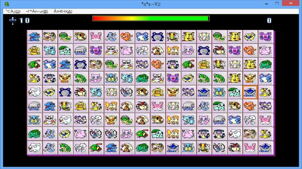 Game kinh điển – Hướng dẫn download cài đặt game Pikachu cổ điển