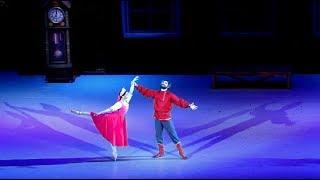 """""""Scarlet Flower"""". 7th Ballet Festival. Kremlin ballet. """"Аленький цветочек"""". Кремлевский балет."""