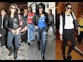 Fashion jeans style celebrities 2017