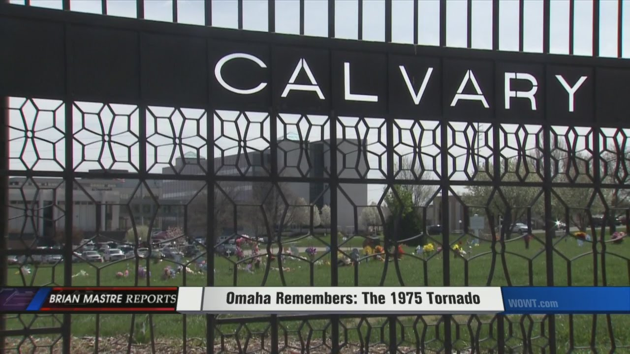 Brian Mastre Reports: Omaha Remembers the 1975 Tornado - YouTube