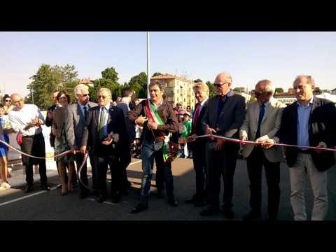 Inaugurazione Pattinodromo delle Rose Adriatic Lng