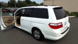 2005 Honda Odyssey, White - STOCK# 31335A - Walk around
