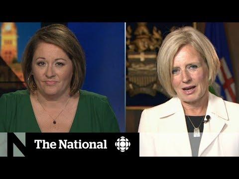 Rachel Notley: Pipeline can still get built