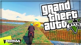 4 WAY MAYHEM IN THE SKY | GTA 5 Funny Moments | E539 (GTA 5 PS4)