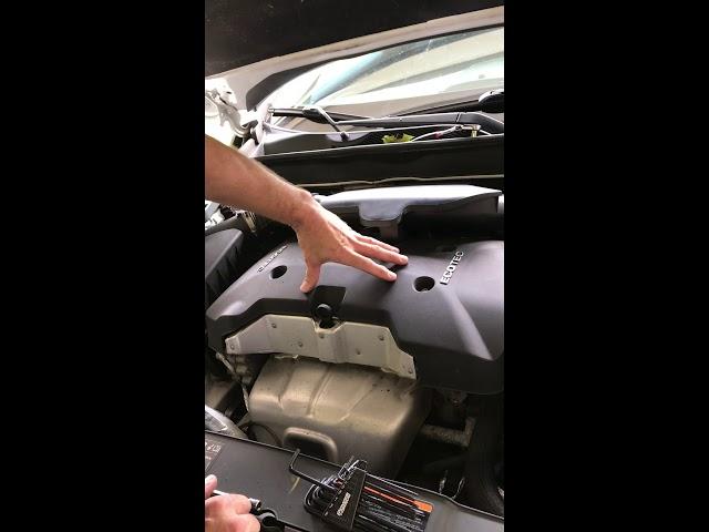 2015 Chevy Malibu/Impala Hesitation/Stalling/Engine Power Reduced to 25