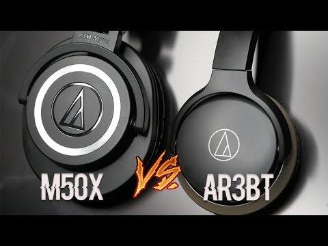 Full Size Vs Ear Pad Headphones: What's Better? + Audio Technica Ath-m50x Vs Ath-ar3bt Sonicfuel
