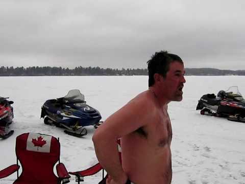 Canadian Ice Fishing Crazy Canucks Insane Fisherman
