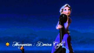 Tangled : I See the Light - One Line Multilanguage