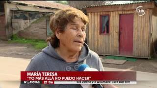 Vecinos piden ayuda para adulto mayor que está en completo abandono- CHV Noticias