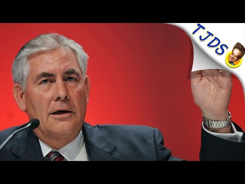 Trump Taps Exxon CEO Secretary Of State--Is That A Good thing?