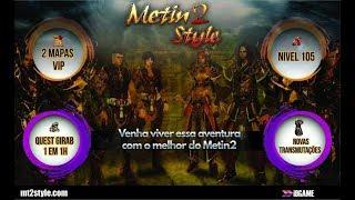 Metin2 Style - Apresentação 2018