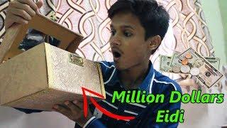 Million Dollars Eidi on EID 2018 | Eid in Vikhroli