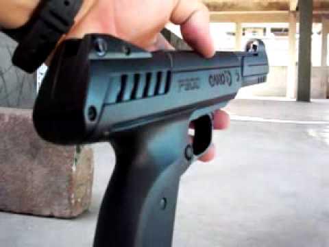 Pistola de pressão P900 GAMO