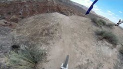 GoPro: Backflip Over 72ft Canyon - Kelly McGarry Red Bull Rampage 2013