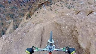 GoPro: Backflip Over 72ft Canyon - Kelly McGarry Red Bull Rampage 2013(Shot 100% on the HD HERO3+® camera from   http://GoPro.com. Kelly McGarry flips a 72-foot-long canyon gap at Red Bull Rampage 2013 to earn a 2nd place ..., 2013-10-22T17:00:04.000Z)