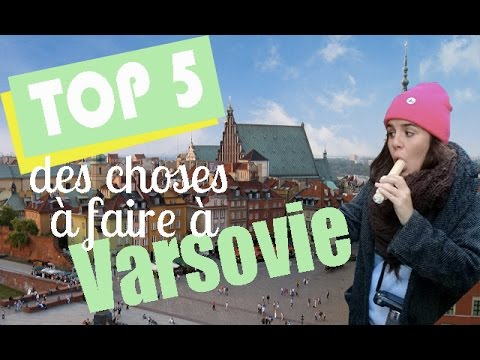que faire en pologne varsovie