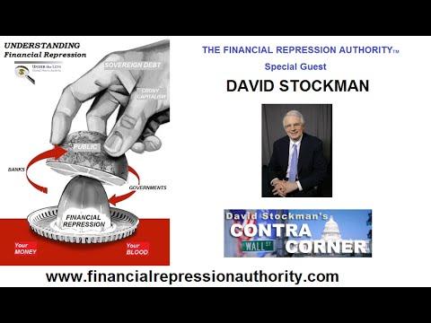 12 18 14 - FINANCIAL REPRESSION AUTHORITY - PODCAST - w/David Stockman
