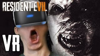 Resident Evil 7: VR is the SCARIEST THING EVER | Gameplay Live Stream