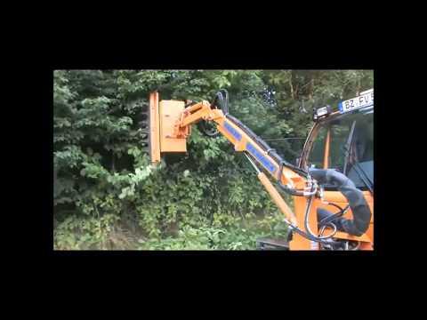 Ecoalliance – Multicar – Podadora De Ramas