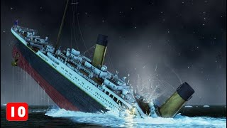 10 REVEALING TRUTHS about the wreck of the Titanic - The Best Top10