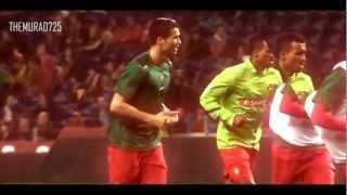 Cristiano Ronaldo - HighLevel   Skill Tribute   HD