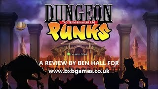Dungeon Punks Review on Xbox One
