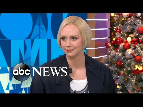Gwendoline Christie on her 'Star Wars' training