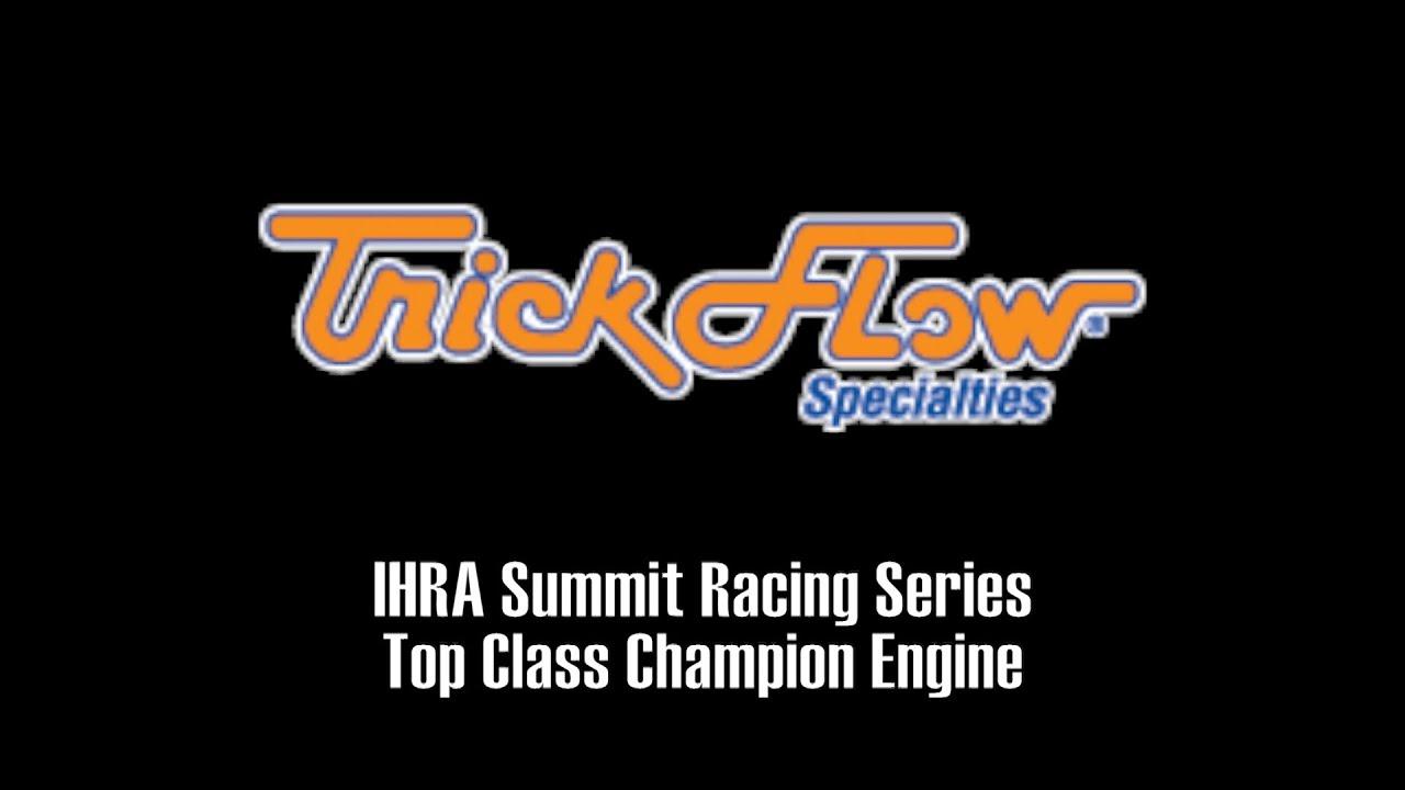 598 Cubic Inch Big Block Ford - TrickFlow IHRA Engine Build 2013