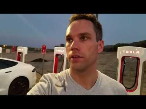 Price, Utah Tesla supercharger