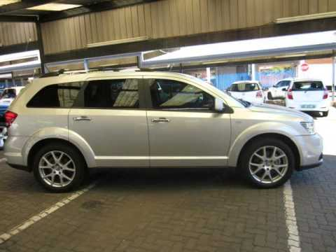 2012 DODGE JOURNEY 3.6 V6 R/T A/T Auto For Sale On Auto Trader South Africa