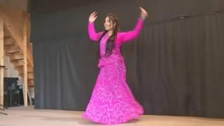 Laung Laachi Dance Performance By Anika