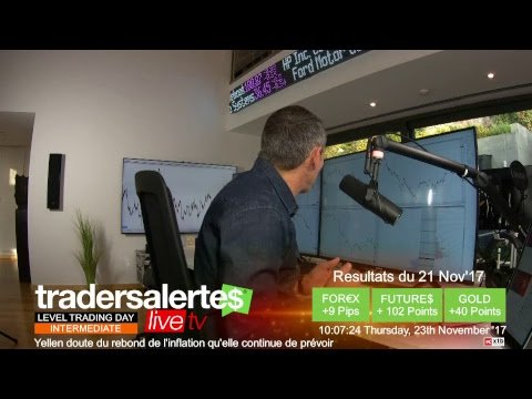 Hello Traders émission du 23 Novembre 17