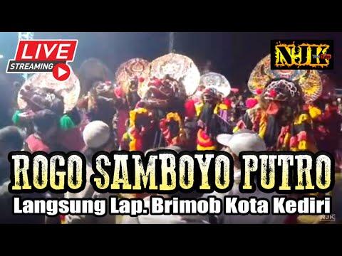 🔴 Live 3 Rampak SIMO BARONG ROGO SAMBOYO PUTRO Langsung Lapangan BRIMOB KEDIRI 12 Juli 2019