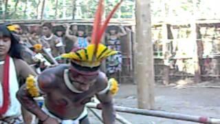 Yawalapiti - 5º Aldeia Multietnica - Chapada dos Veadeiros Góias