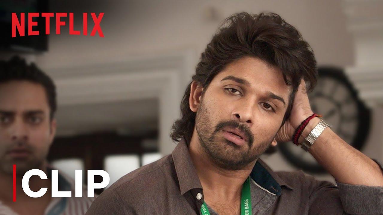 Download Allu Arjun Police Station Fight Scene | Ala Vaikunthapurramloo | Netflix India
