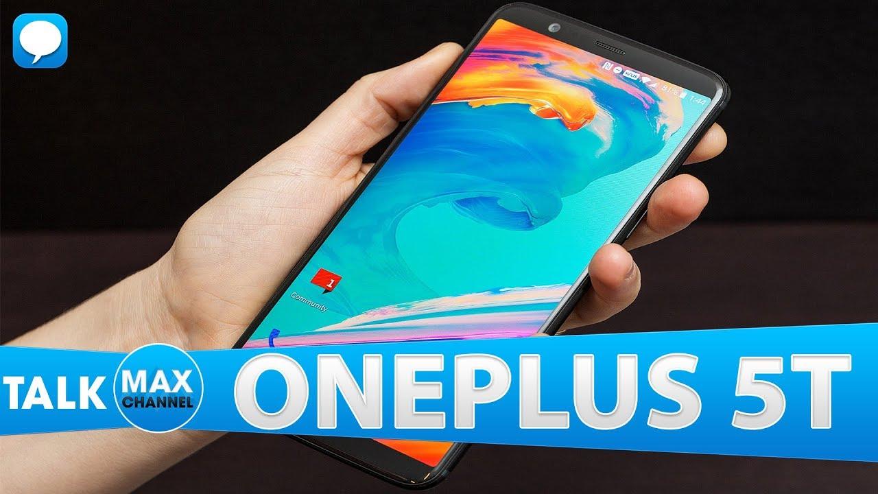 """Cận cảnh OnePlus 5T – """"Flagshipkiller"""" mạnh nhất thế giới"""