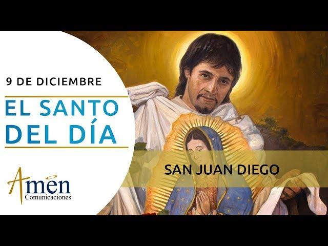 San Juan Diego l Lunes 09 de Diciembre de 2019 l Padre Carlos Yepes