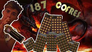 ABRIENDO 187 COFRES FIRESTORMWORLD OF WARCRAFTDARIOMG