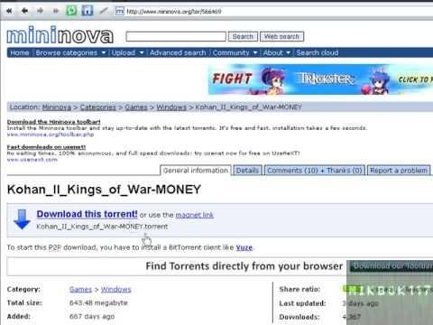 How to download Kohan II-Kings of War full!!!