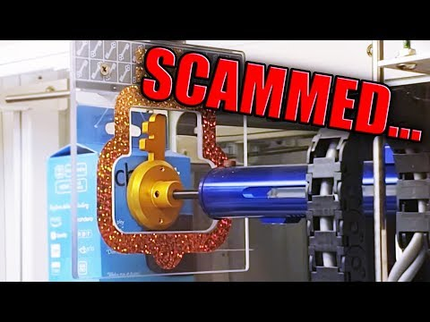 SCAMMED BY KEYMASTER... || Arcade Games
