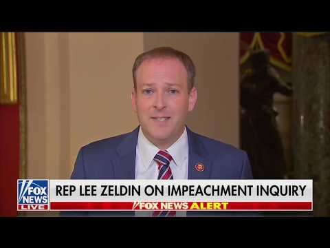 Lee Zeldin Reveals Adam Schiff's Biased Questioning During Closed Testimony